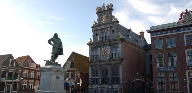 Museu de Westfries, localizado na cidade de Hoorn, no noroeste da Holanda - Divulgação