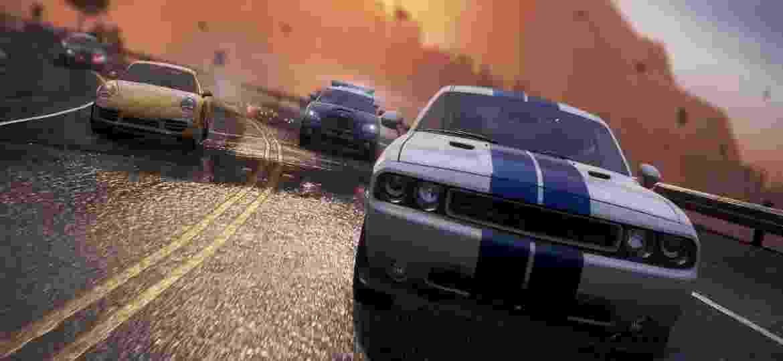 """Marca dos games da série, as sempre agitadas e imprevisíveis perseguições policiais estão confirmadas para o novo """"Need for Speed"""" - Reprodução"""