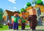 Enem 2018 usou Minecraft para questão de matemática (Foto: Divulgação/Mojang)