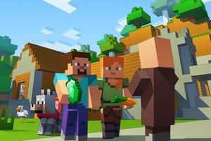 Golpe usa jogo Minecraft para enganar usuários do Android (Foto: Divulgação/Mojang)