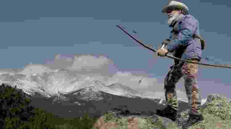 Reprodução/Facebook/Homens da Montanha