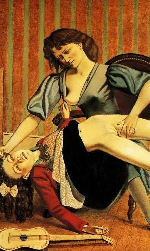 """""""Aula de Violão"""" (1934), Balthus"""