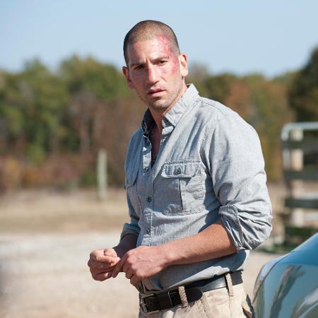 """Jon Bernthal como o Shane de """"The Walking Dead"""" - Divulgação"""