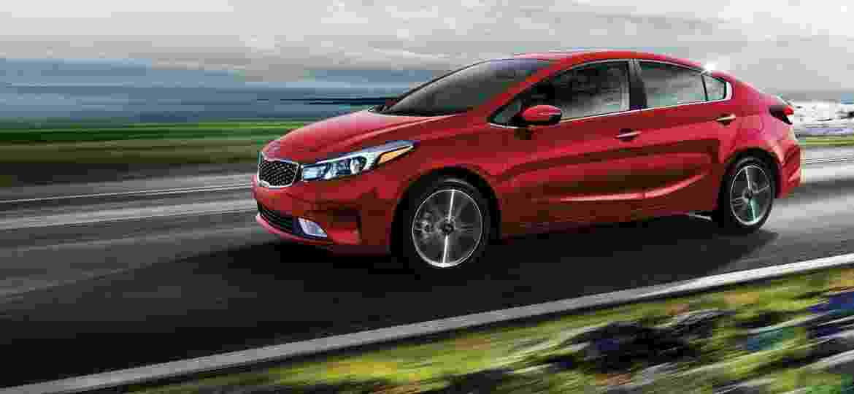 Kia Cerato está entre os carros mais importados neste ano - Divulgação