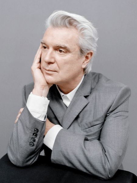 Ex-líder do Talking Heads, David Byrne fará show em Curitiba depois do Lolla - Divulgação