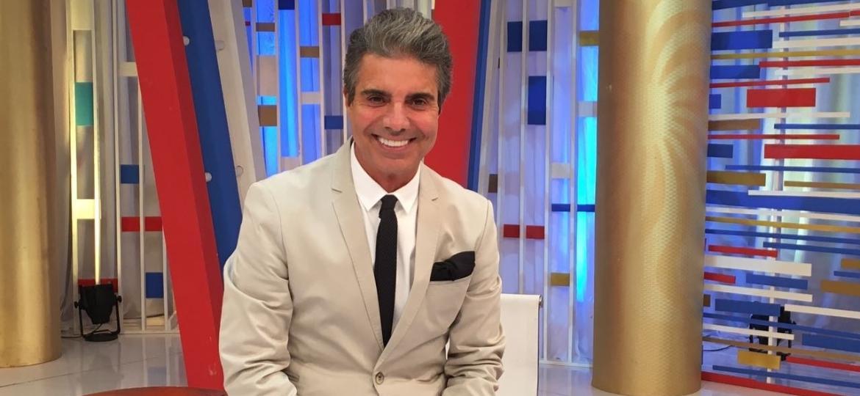 Novo contrato de João Kléber com a Rede TV! vai até 2020 - Divulgação