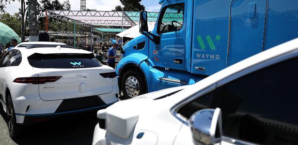 Waymo, empresa-irmã do Google, já tem caminhões autônomos em operação
