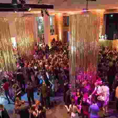 Festa no Brooklyn Museum - Reprodução/Facebook
