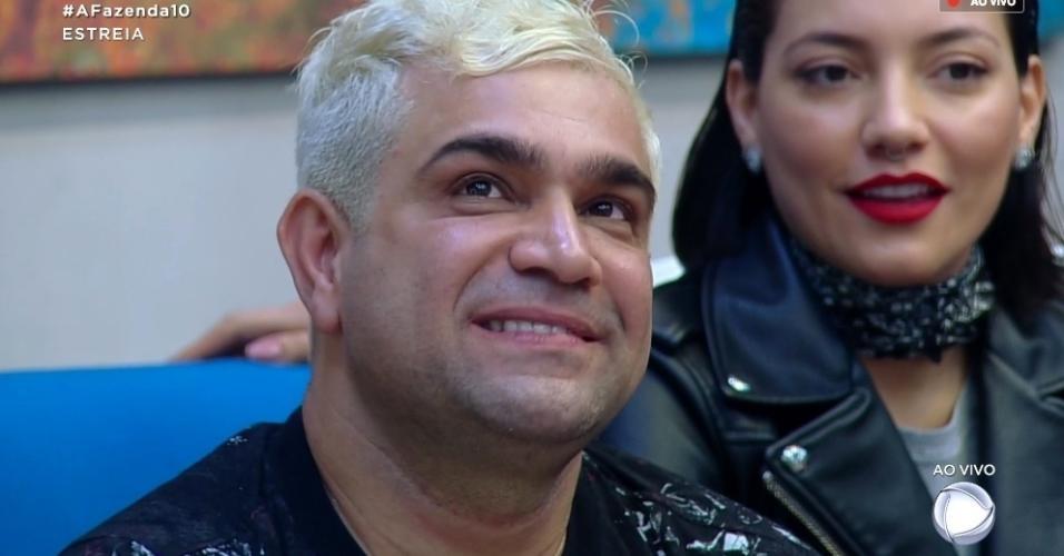 """Evandro Santo entra em """"A Fazenda 10"""""""