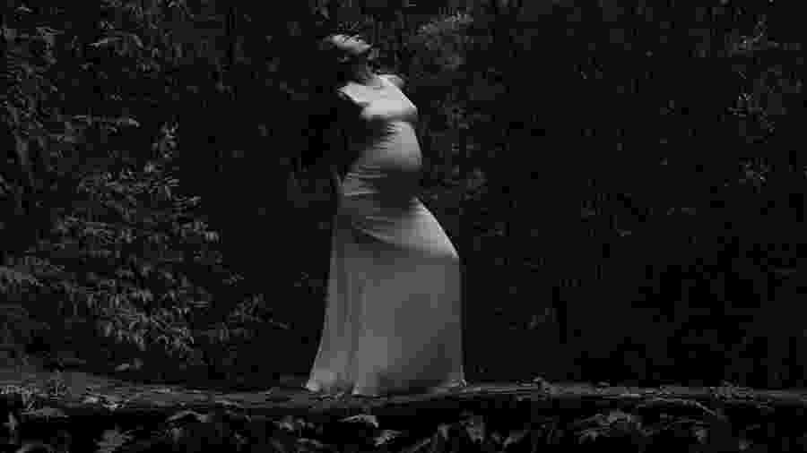 Isis Valverde está grávida de oito meses - Reprodução/Instagram/isisvalverde