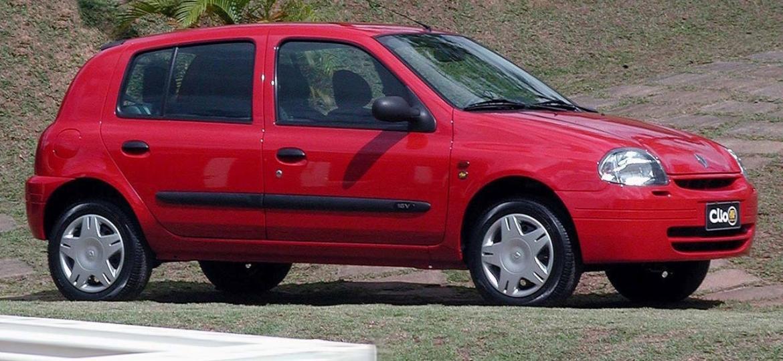 Renault Clio - Divulgação