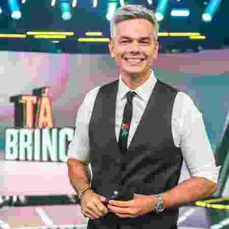 """Otaviano Costa estreia o """"Tá Brincando"""" na Globo - Raquel Cunha/Globo"""