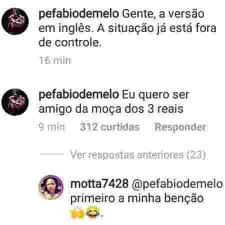 """Padre Fábio de Melo quer ser amigo de Raquel Amaral, a """"artesã dos três reais"""" - Reprodução/Instagram - Reprodução/Instagram"""