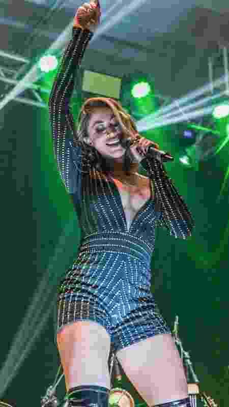 Carol Sertório grava DVD em São Paulo - Divulgação - Divulgação