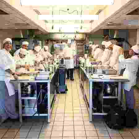 aula de culinária - Divulgação - Divulgação