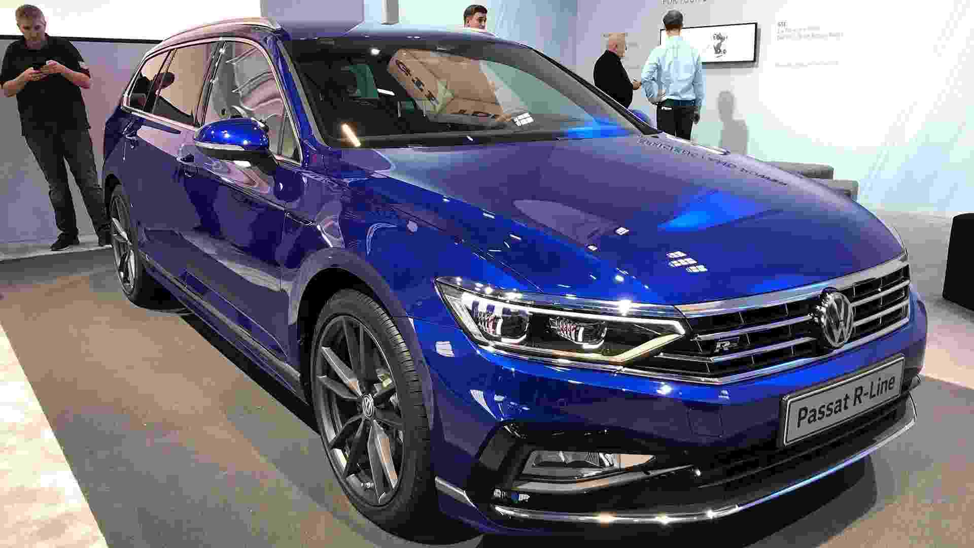 Volkswagen Passat Variant 2019 - Ricardo Ribeiro/UOL