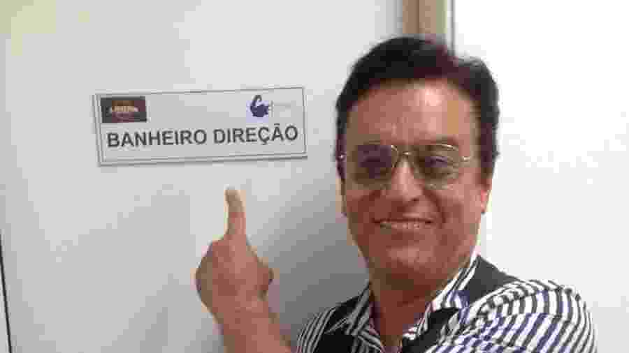 Nahim passou seis dias no Centro de Detenção Provisória de Pinheiros, zona oeste de São Paulo  - Reprodução/Instagram/@nahimoficial