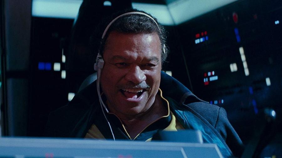 """Billy Dee Williams volta como Lando Calrissian em """"Star Wars IX: The Rise of Skywalker"""" - Divulgação"""
