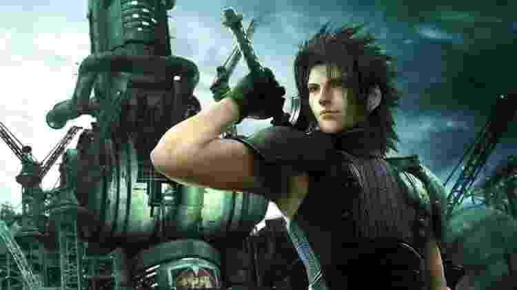 Crisis Core: Final Fantasy VII - Reprodução - Reprodução