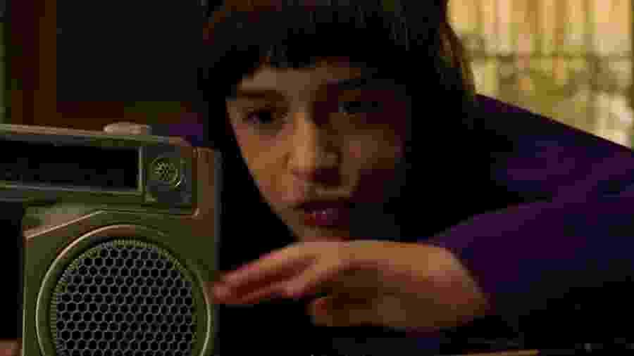 Will em cena da terceira temporada de Stranger Things - Divulgação