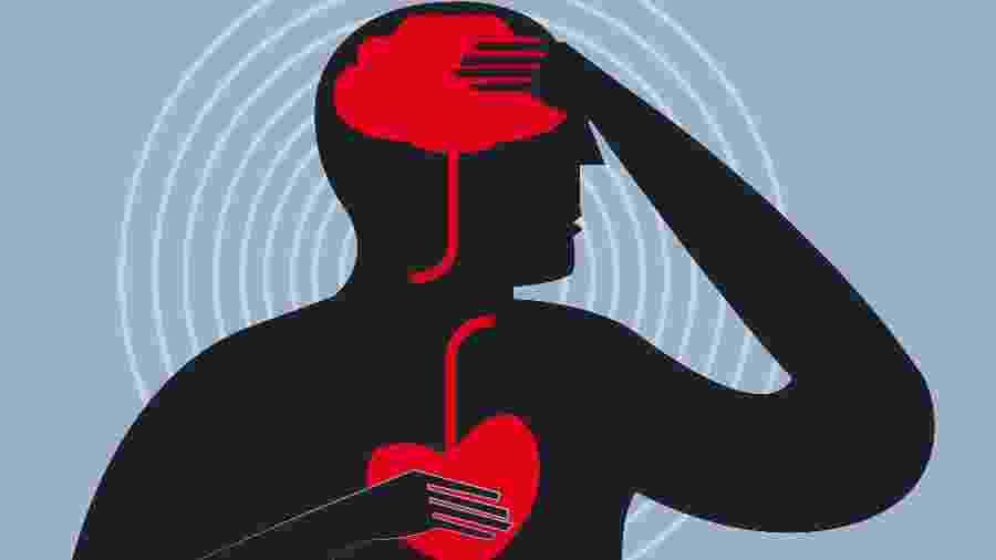 A morte encefálica se caracteriza pela ausência de atividade no cérebro - Getty Images/iStock