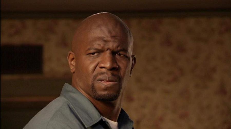 Terry Crews como Julius em Todo Mundo Odeia o Chris - Reprodução