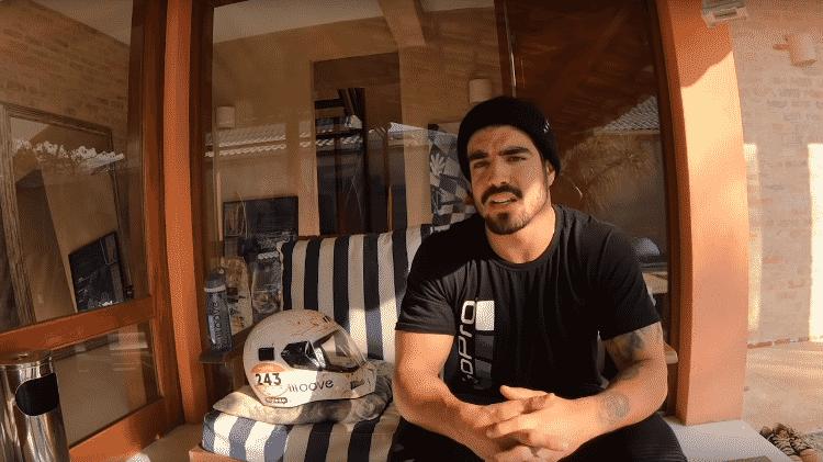 Caio Castro - Reprodução/YouTube - Reprodução/YouTube