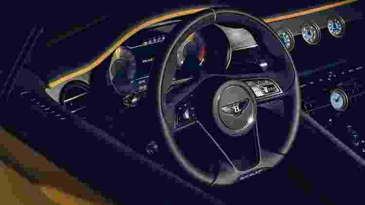 Bentley Bacalar 1 - Divulgação - Divulgação