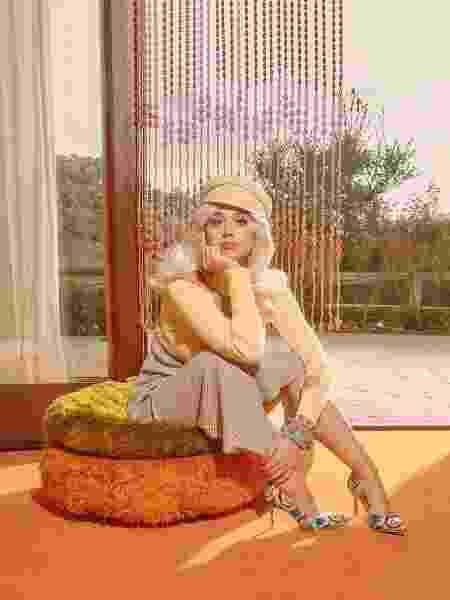 A cantora Katy Perry espera seu primeiro filho - Instagram @katyperry