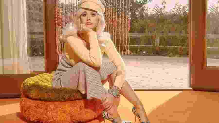 Katy Perry diz que sua mudança aconteceu quando começou a buscar equilíbrio na vida pessoal e profissional - Reprodução/Instagram/@katyperry