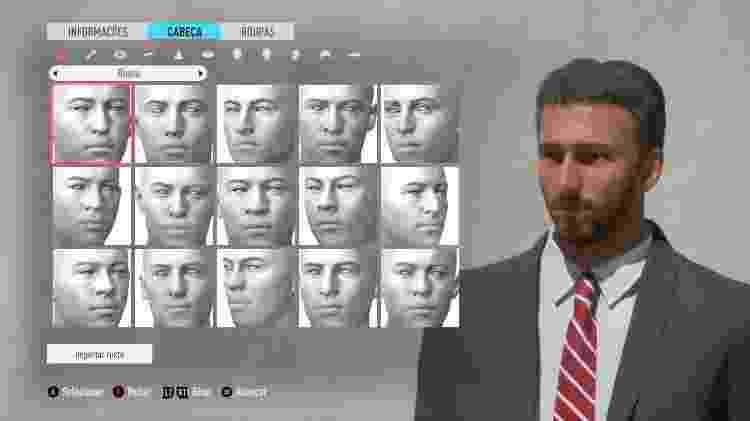 FIFA Carreira - Reprodução - Reprodução