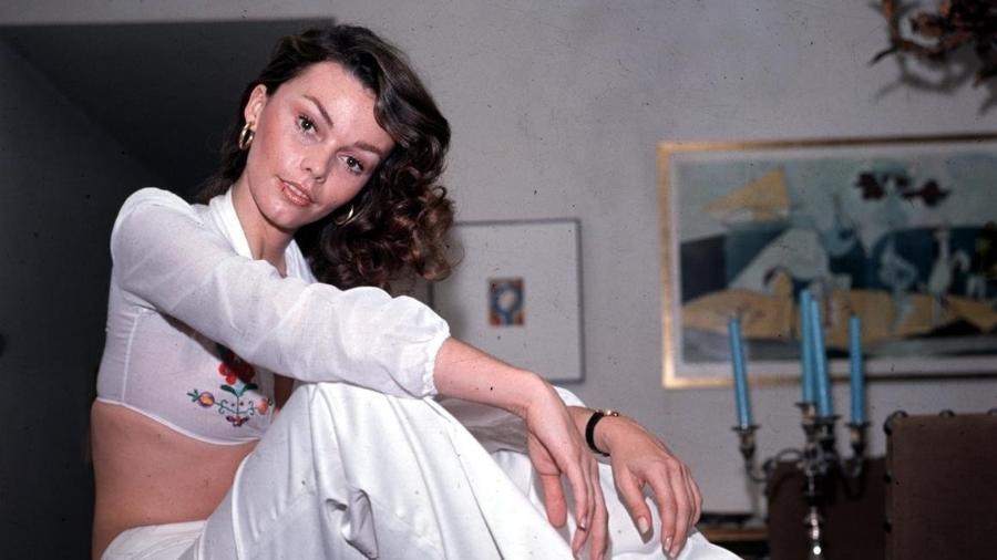 Ângela Diniz é a protagonista da série; ela foi assassinada por Doca Street em 1976 na Praia dos Ossos, em Búzios (RJ) - Acervo UH/Folhapress