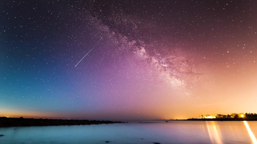Céu de outubro de 2020 - Kristopher Roller
