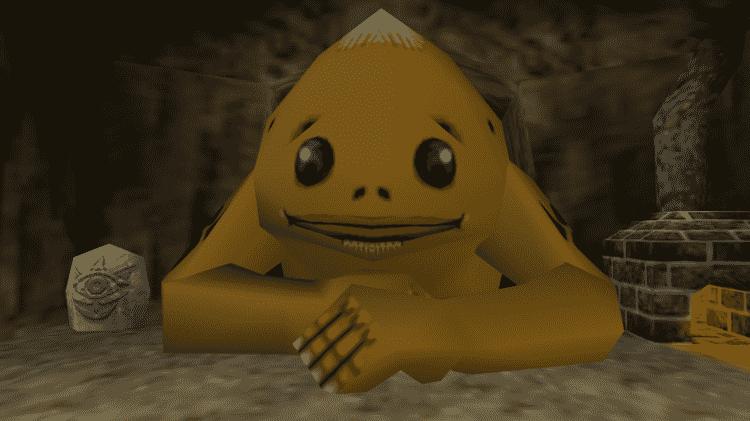 Zelda Ocarina NPC - Reprodução/Start - Reprodução/Start