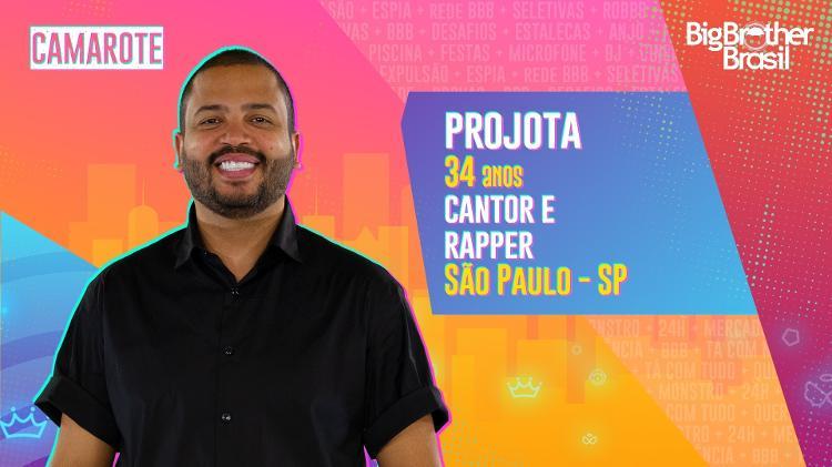 Projota - Divulgação - Divulgação