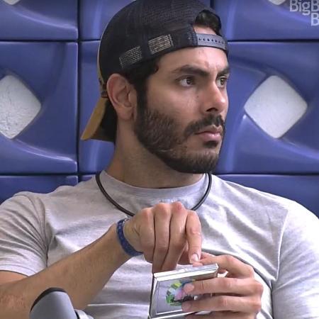 BBB 21: Rodolffo conversa com Caio  - Reprodução/ Globoplay