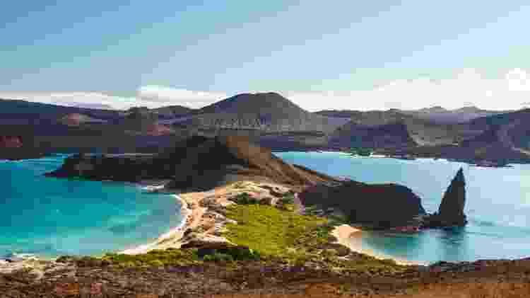 Galápagos: ilha vulcânica no Oceano Pacífico - Markus Gebauer Photography/Getty Images - Markus Gebauer Photography/Getty Images