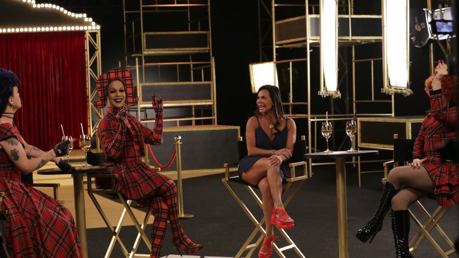 Gretchen participa de Drag Me as a Queen Celebridades - Divulgação