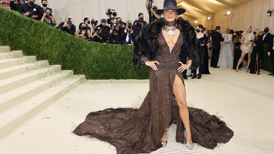 Jennifer Lopez | Met Gala 2021 - Getty Images