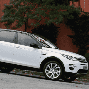 Land Rover Discovery Sport - Murilo Góes/UOL