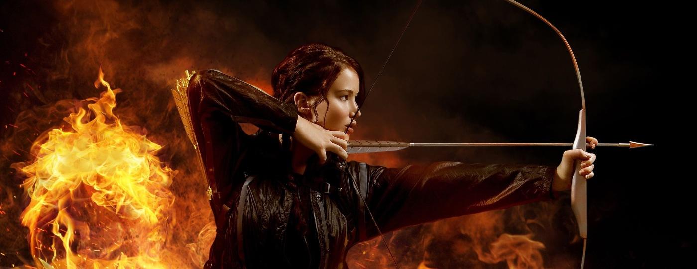 Hunger Games  - Reprodução