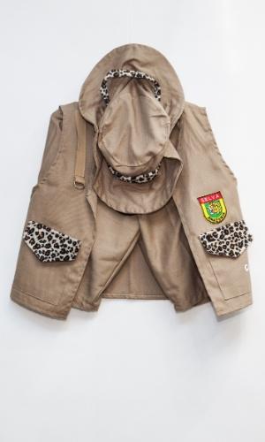 A fantasia de patrulheiro da selva custa R$ 78 na loja Porto das Festas e Fantasias (Ladeira Porto Geral, 88 - Centro - São Paulo)