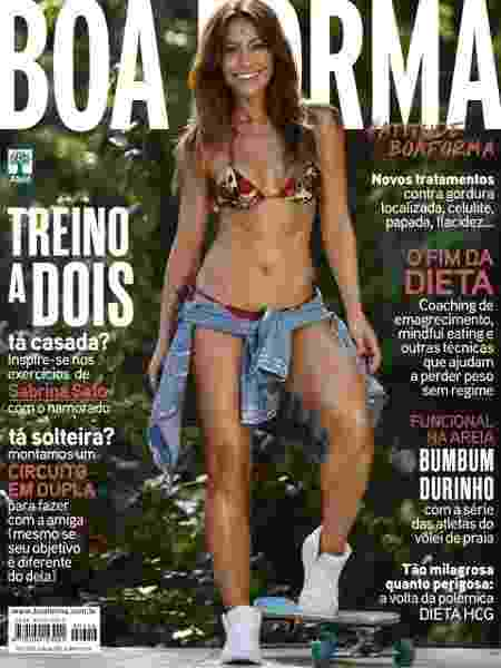 Bruna Castanheira/Boa Forma