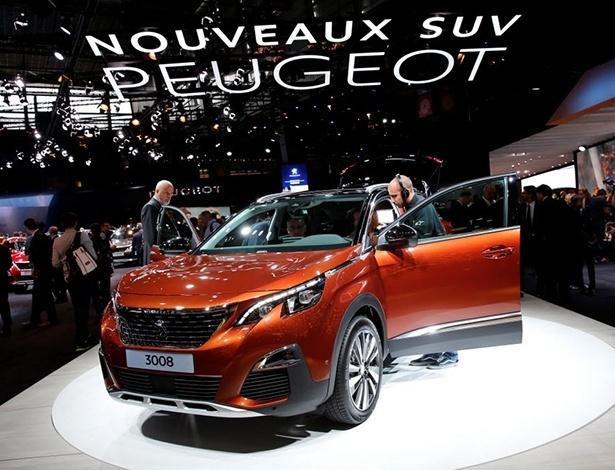 3008 deixa de ser crossover, admite perfil de SUV e pode ficar mais caro que o atual - Benoit Tessier/Reuters
