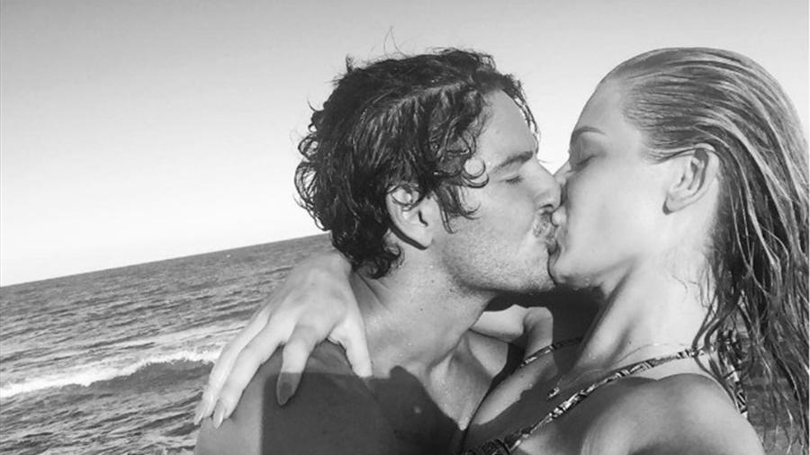 Fiorella Mattheis e Alexandre Pato anunciaram o fim do namoro de três anos - Reprodução/Instagram