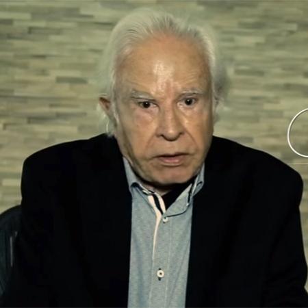 Cid Moreira narra passagens bíblicas em seu canal do Youtube - Reprodução/Youtube
