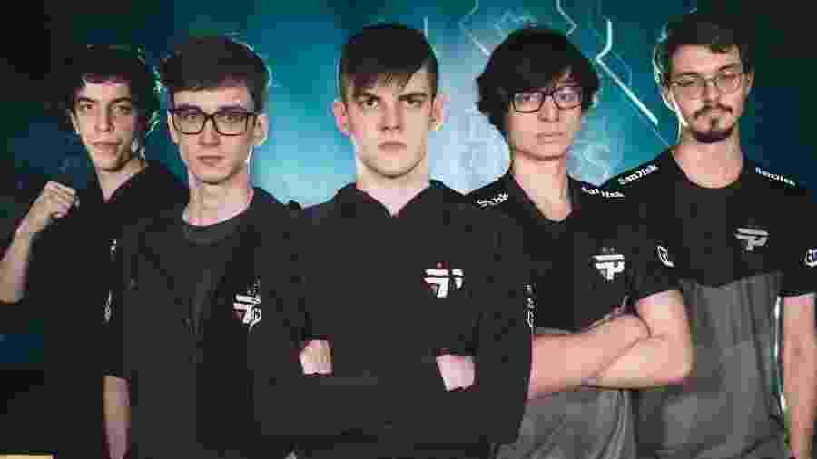 A equipe da paiN Gaming (foto) é uma das finalistas desta segunda temporada do
