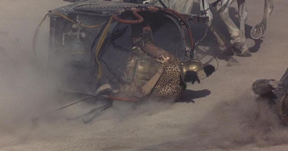 """Cena do filme """"Gladiador"""" (2000)"""