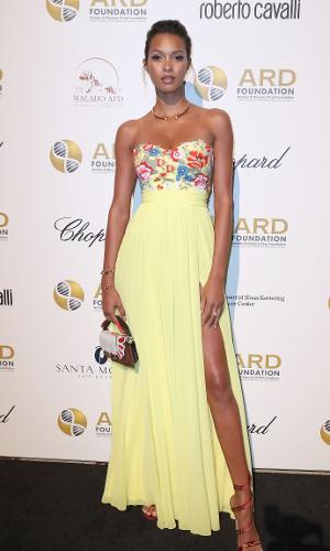 """The Brazilian Night"", do ARD Foundation, em NY -  A modelo Lais Ribeiro"
