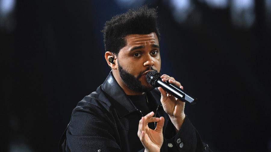 The Weeknd - Getty Images